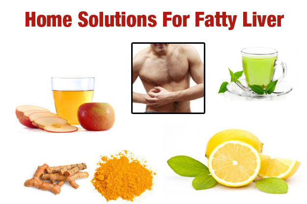solutions for fatty liver