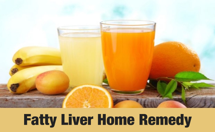 fatty liver home remedy